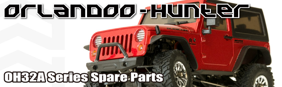 orlandoo hunter oh35a series spare parts